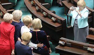 Kobiety w Sejmie - ile ich jest?