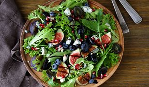 Jesienne sałatki - proste, pełne witamin i pyszne