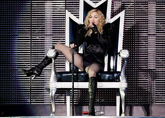 Czy Madonna obraża Madonnę?