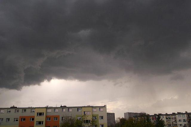 Nagła zmiana pogody - prognoza na weekend