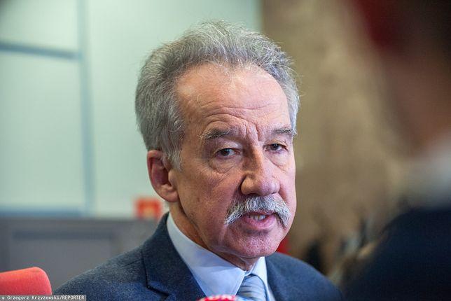 Wyniki wyborów 2019. Wojciech Hermeliński, były szef Państwowej Komisji Wyborczej