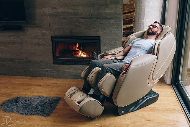 Fotel z masażem - twoja opcja na super relaks w domu
