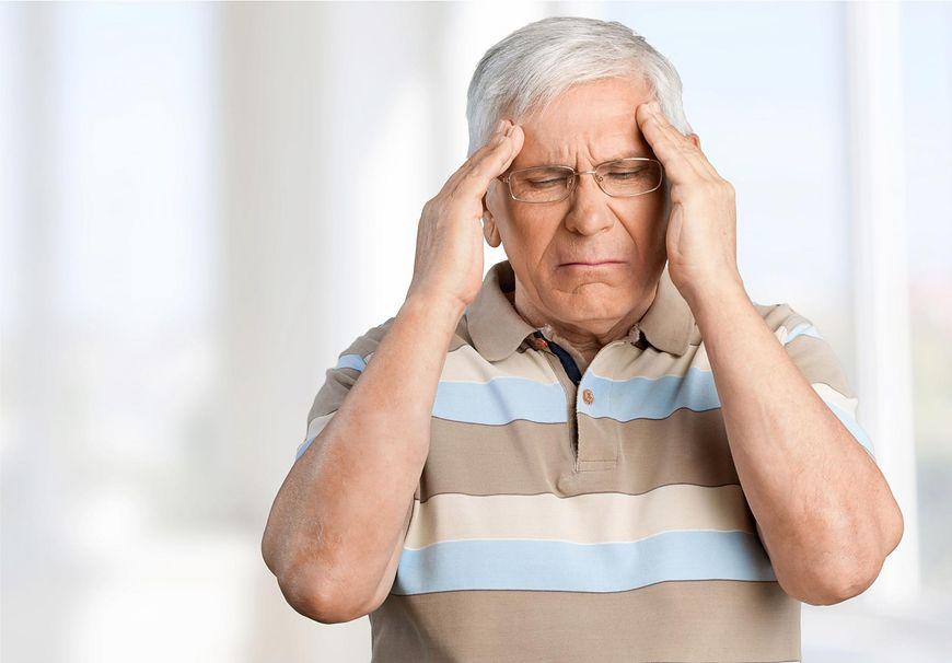 Guz mózgu przyczyną czkawki