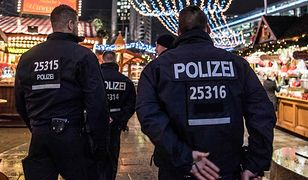 Policja w Berlinie (zdjęcie ilustracyjne).