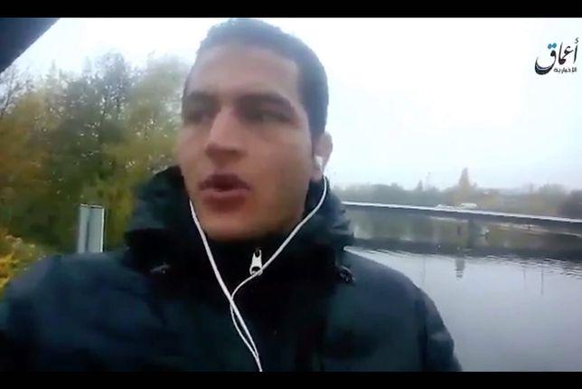 Anis Amri dokonał zamachu w Berlinie w grudniu 2016 roku