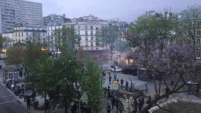 Na ulicach Francji głośno. Jedni się bawią, inni protestują