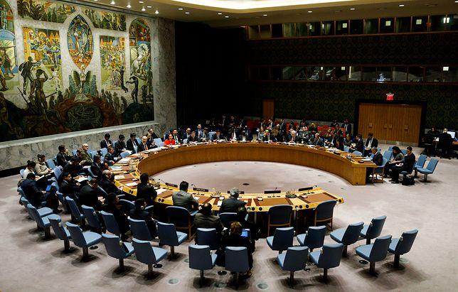 Rada Bezpieczeństwa ONZ zwołano w trybie pilnym