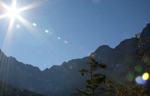 Małopolska: ostrzeżenie przed upałami i burzami wciąż aktualne, także w górach