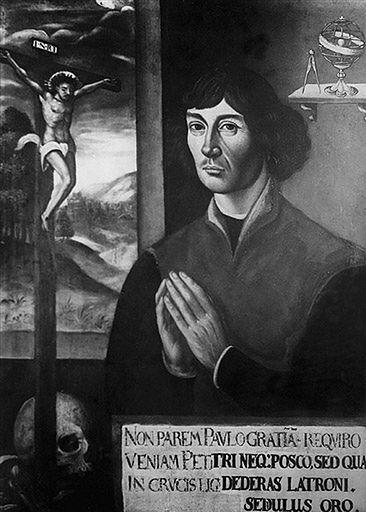 Jest nowy pierwiastek - nazwany na cześć Kopernika