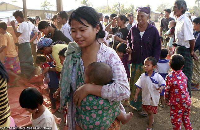 Handel kobietami z Birmy. Mają być gwałcone, dopóki nie zajdą w ciążę