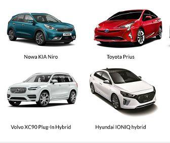 Samochody elektryczne i hybrydowe na targach Fleet Market 2016