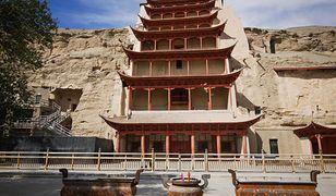 Chiny - na ratunek buddyjskim zabytkom