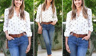 LOOK OF THE DAY: Jessica Alba na imprezie Target