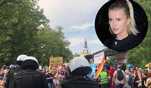 Marsz Równości w Białymstoku zszokował Maffashion