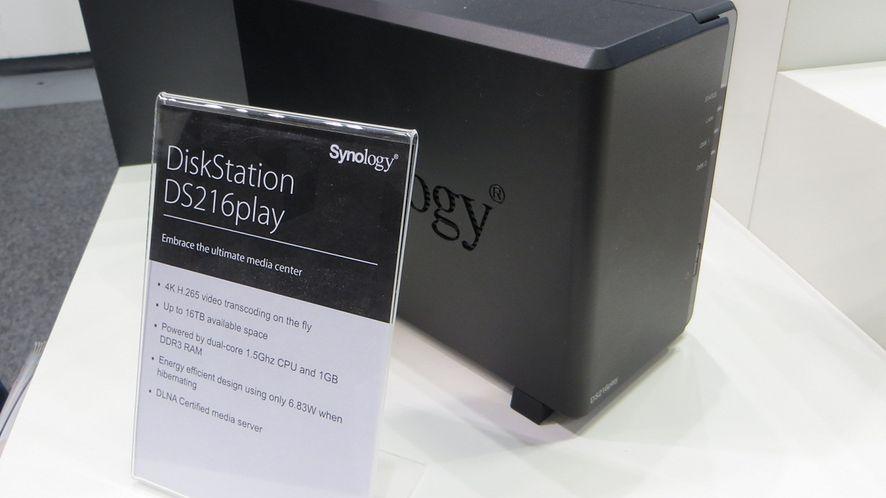 [IFA 2015] Nowe urządzenia NAS Synology jeszcze lepsze, także w wydaniu rackowym
