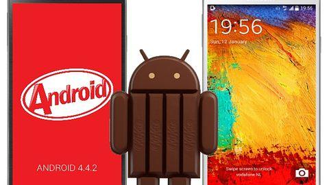 Samsung zaktualizuje swoje telefony do KitKata. Galaxy SIII wciąż z problemami