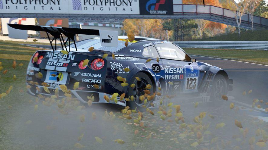 Gdy Gran Turismo 6 pojawi się na PlayStation 4, być może będzie to wtedy już GT7