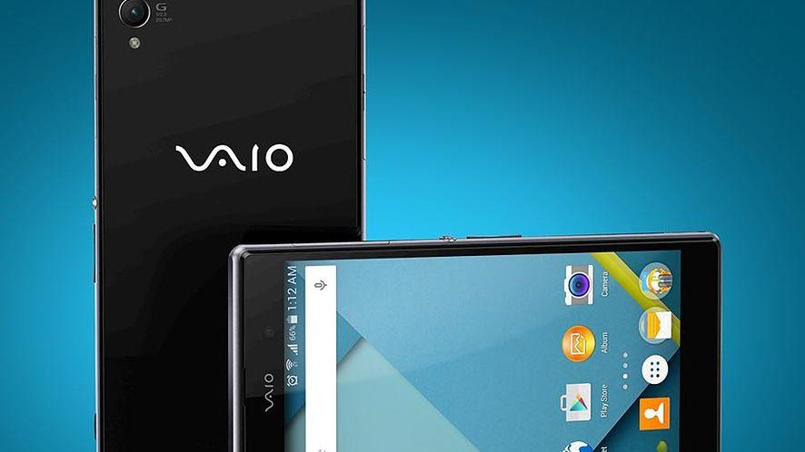 Sony powinno się bać? Nowy właściciel marki VAIO stawia na smartfony
