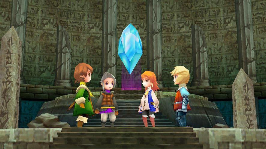 Final Fantasy 3 pojawi się na Steamie