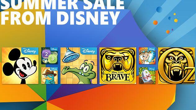 Wybrane gry Disneya za darmo dla Windows Phone i Windows 8