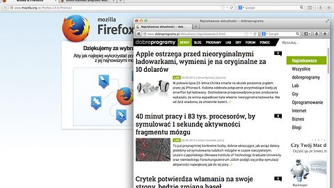 Firefox 23 ochroni przed atakami man-in-the-middle