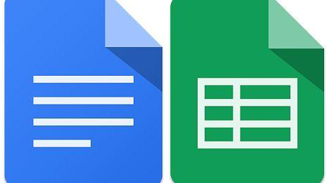 Google udostępnia Dokumenty i Arkusze dla Androida, dubluje własne aplikacje