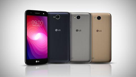 LG X Power2: akumulator 4500 mAh i ładowanie do pełna w 2 godziny