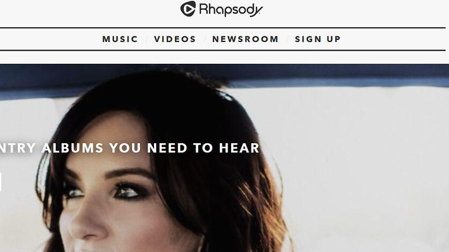 Napster powraca: serwis streamingu muzyki Rhapsody wskrzesi upadłą legendę
