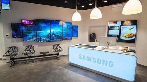 Pokazowy salon dla biznesu otwarty przez Samsunga #prasówka