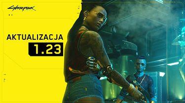 Cyberpunk 2077 - patch 1.23 trafił na PC i konsole. Mamy listę zmian - Cyberpunk 2077 patch 1.23