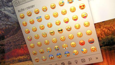Przeglądarka Chrome dostanie własne menu z emoji, można je włączyć już teraz