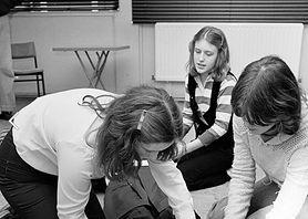 Pierwsza pomoc- co to jest, ogólne zasady udzielania pierwszej pomocy