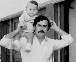 Sensacja. Odkrycie w domu Escobara. Było zamurowane w ścianie