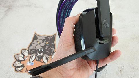 Logitech G335 zestaw słuchawkowy wagi piórkowej