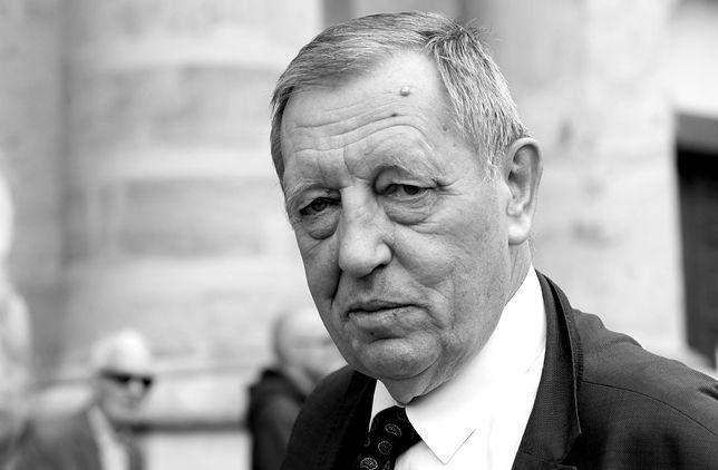 Prof. Jan Szyszko był już zmęczony kampanią. Bliski współpracownik komentuje śmierć polityka