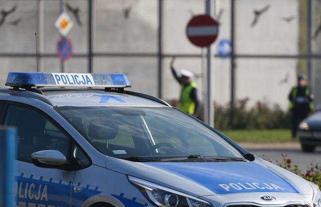 Pijany Ukrainiec. Uszkodził 8 aut w Katowicach