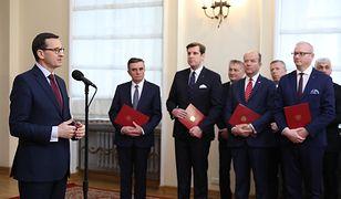 Mateusz Morawiecki powołał wojewodów. Wśród nich były minister zdrowia