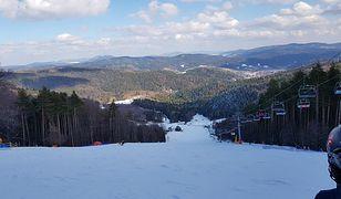 Krynica-Zdrój otworzyła stok narciarski/ zdj. ilustracyjne