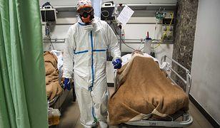 Koronawirus. Włochy wciąż walczą. Pół tysiąca zgonów