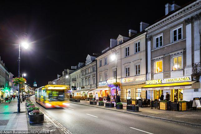 Nowy Świat i Krakowskie Przedmieście