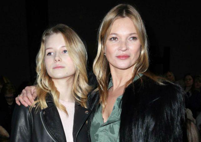 Czy młodsza panna Moss dorówna sławą swojej starszej siostrze?
