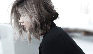 Platynowe włosy wymagają specjalnej pielęgnacji, aby zachowały właściwy kolor
