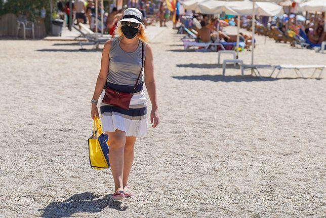 Plaża Palaio Faliro, Grecja