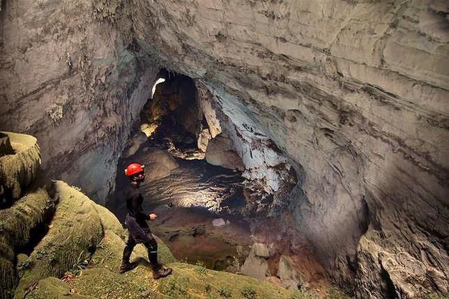 Hang Son Doong - największa jaskinia świata