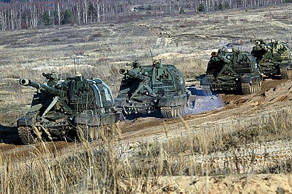 Rosjanie wyślą wojska na Białoruś? Eksperci: mają pretekst