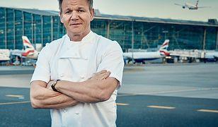 Krytyk twierdzi, że Ramsay zachowuje się agresywnie przez trudną młodość w kuchni