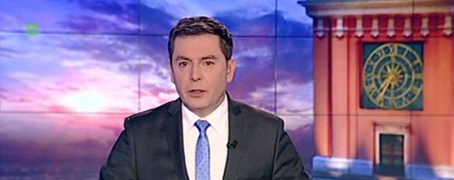 Michał Adamczyk zaatakował na Twitterze nieżyjącego od dwóch lat Władysława Bartoszewskiego
