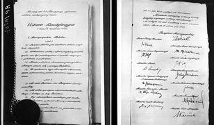 Konstytucja kwietniowa wprowadzała szeroką władzę prezydenta