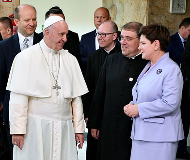 Jacek Żakowski: Franciszek Kłopotliwy. Niby Papież, a nie Polak
