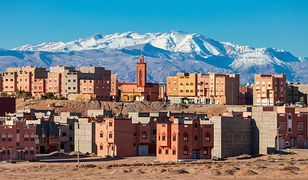Ajt Bin Haddu - filmowa stolica Maroka